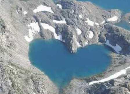 архыз фото озеро любви