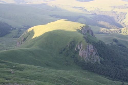 гора Бермамыт